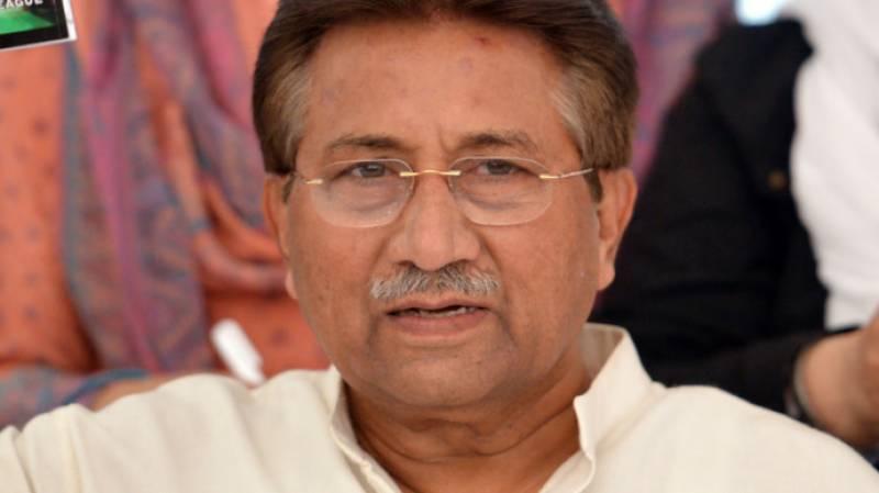 پرویز مشرف ایک نئی سیاسی جماعت کی تشکیل پر سر گرم عمل
