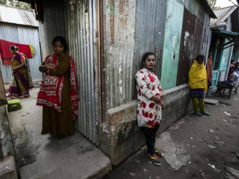 بنگلہ دیش میں جسم فروشی کو قانونی حیثیت حاصل