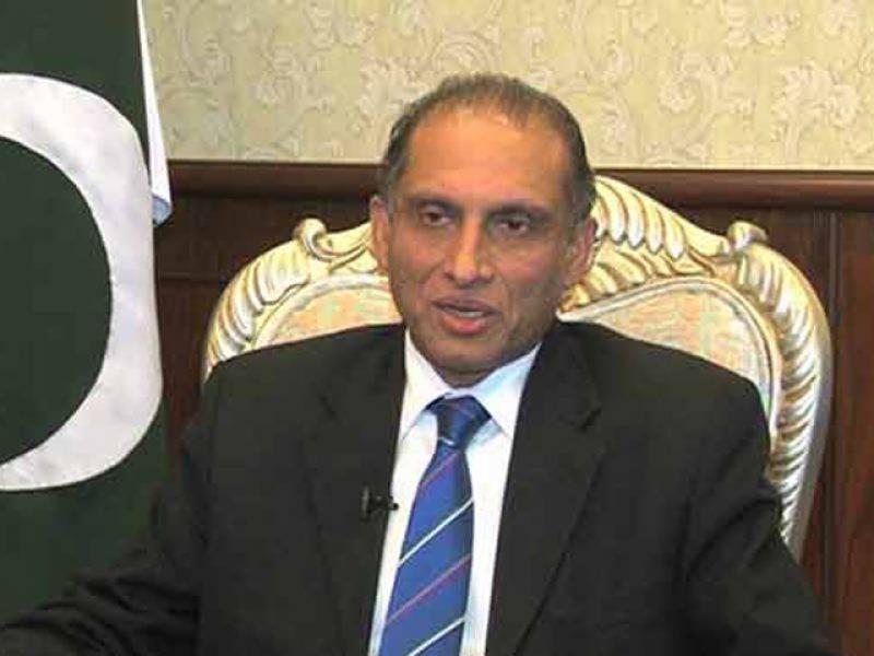 کسی قسم کے دہشت گرد پاکستان میں نہیں رہیں گے، سیکرٹری خارجہ اعزاز چوہدری