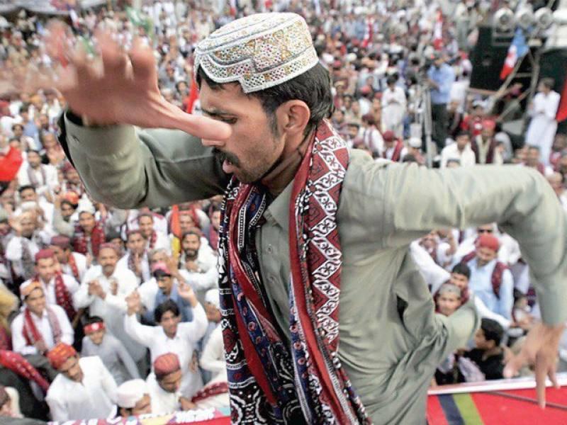 کراچی:وادی مہران میں آج سندھی ثقافت کا دن منایا جارہا ہے