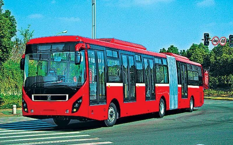 شہریوں نے ملتان میٹرو بس سروس کو لاہور ، روالپنڈی سے بہتر قرار دے دیا