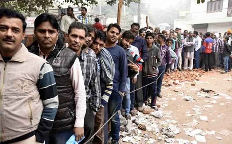 بھارت میں کرنسی بحران نے ایک اور شخص کی جان لے لی