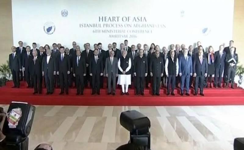 ہارٹ آف ایشیا کانفرنس میں افغان مہاجرین کی میزبانی پر پاکستان اور ایران کی تعریف