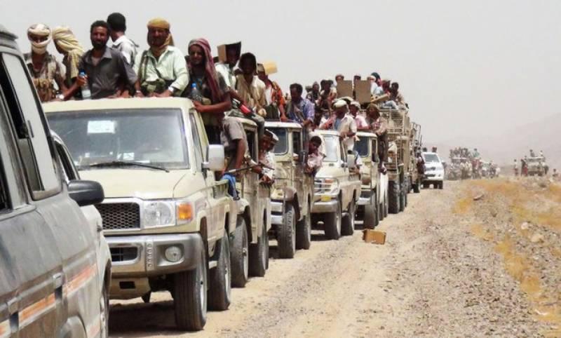 اہم بندرگاہ پر قبضے کے لیے یمنی فورسز تیاریوں میں مصروف