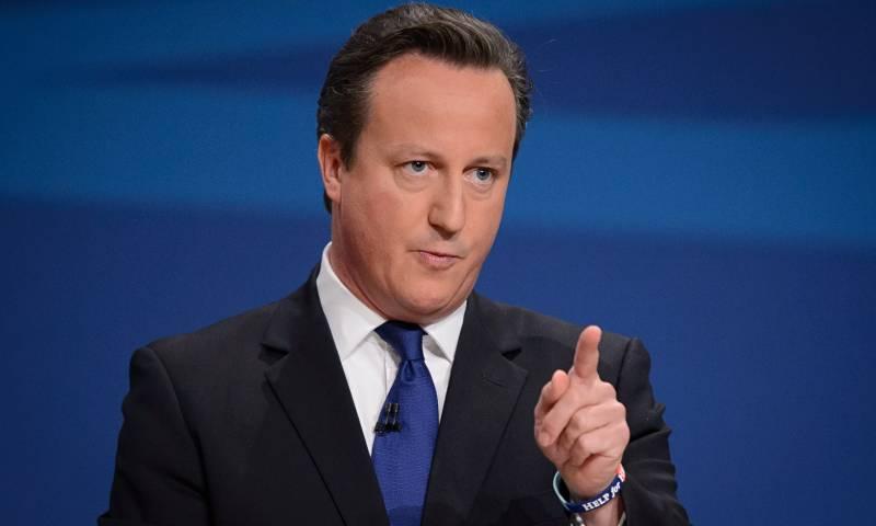 لے پین کی جیت یورپ کے لیے 'بہت بڑا دھچکا' ہو گی، ڈیوڈ کیمرون