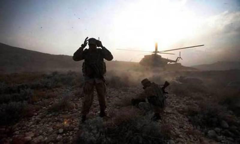 خیبرایجنسی: وادی تیرہ میں فضائی کارروائی، 12 دہشتگرد ہلاک