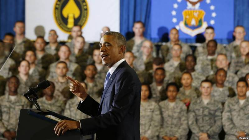 امریکا طالبان کو ختم نہیں کرسکا، براک اوبامہ