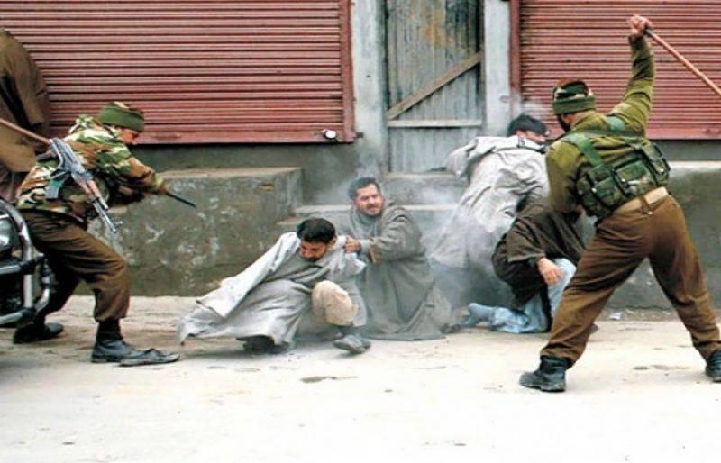 مقبوضہ کشمیر: بھارتی فوجیوں نے چارنوجوان شہید کر دیے