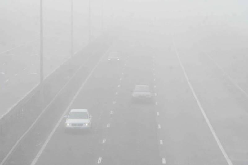 موٹر وے ایم ٹو لاہور سے شیخوپورہ تا پنڈی بھٹیاں تک ٹریفک کیلئے بند کر دی گئی