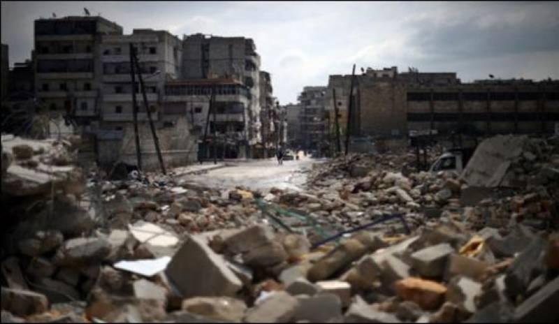باغیوں کو پیچھے دھکیل کر شامی فوج نے حلب پر کنٹرول حاصل کر لیا