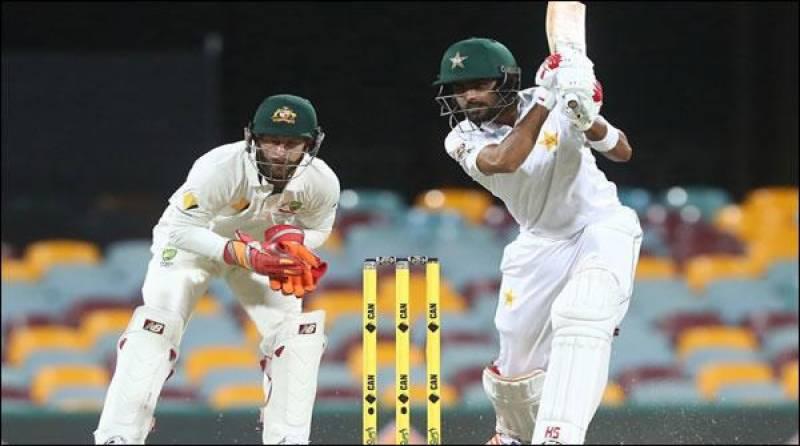 پاکستانی ٹیم آسٹریلیا میں رنز کے پہاڑ تلے دب گئی، شکست کا خطرہ منڈلانے لگا