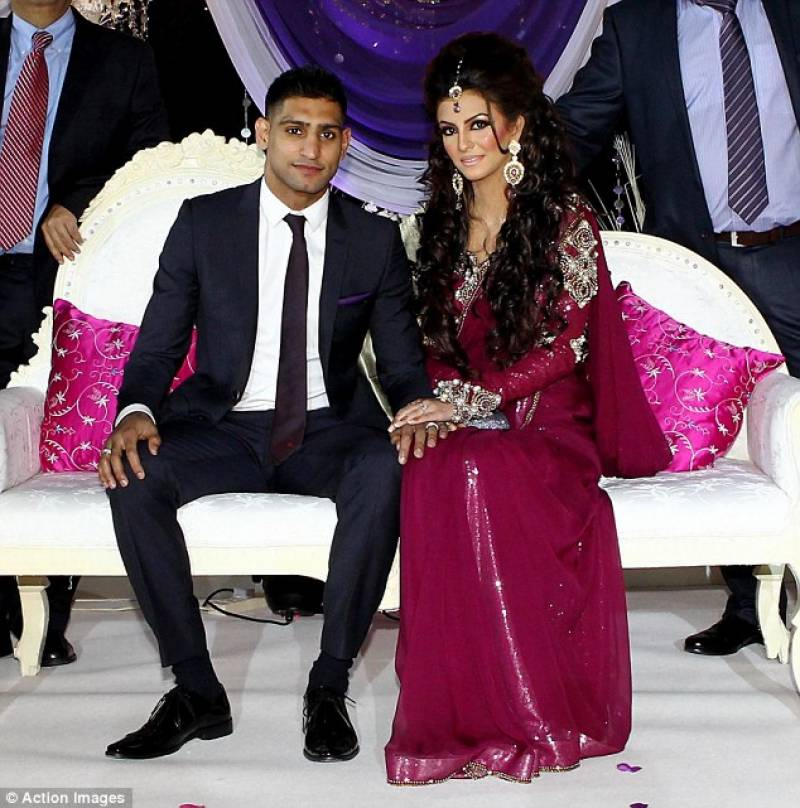 اپنی بیوی فریال مخدوم اور گھر والوں کے درمیان صلح کروانے کا فیصلہ کر لیا، عامر خان
