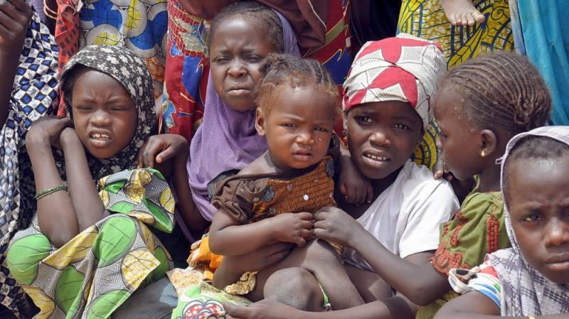 نائجیریا میں لاکھوں افراد کو 'غذائی قلت کا سامنا