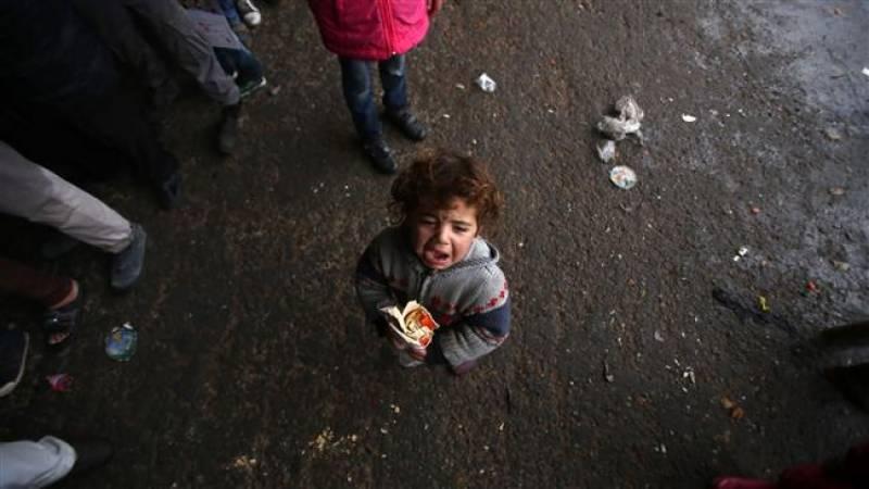 ایران کی جانب سے حلب کے لئے امدادی سامان