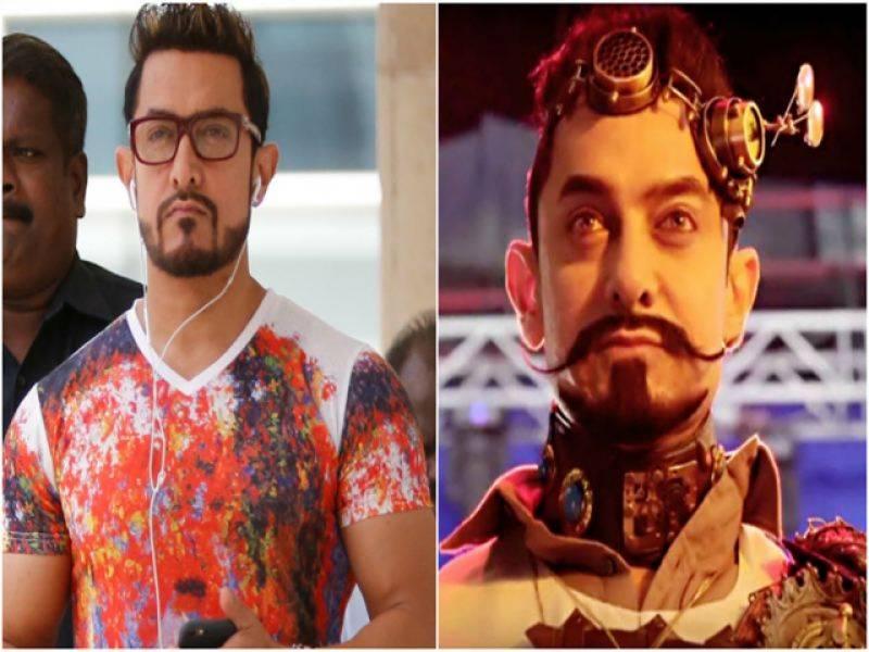 عامر خان نے اپنی نئی فلم کا ٹریلر جاری کر دیا