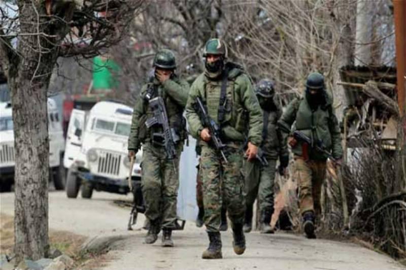 مجاہدین متحرک، سیکیورٹی قافلے پر ہلہ بول دیا، 3 بھارتی فوجی ہلاک -