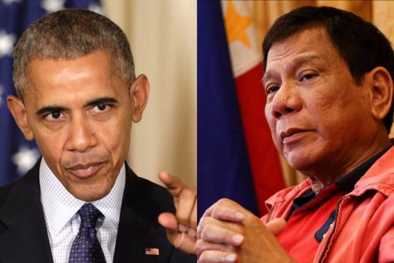 فلپائنی صدرکی دھمکی کام آگئی، امریکا ساتھ مل کر کام کرنے پر تیار