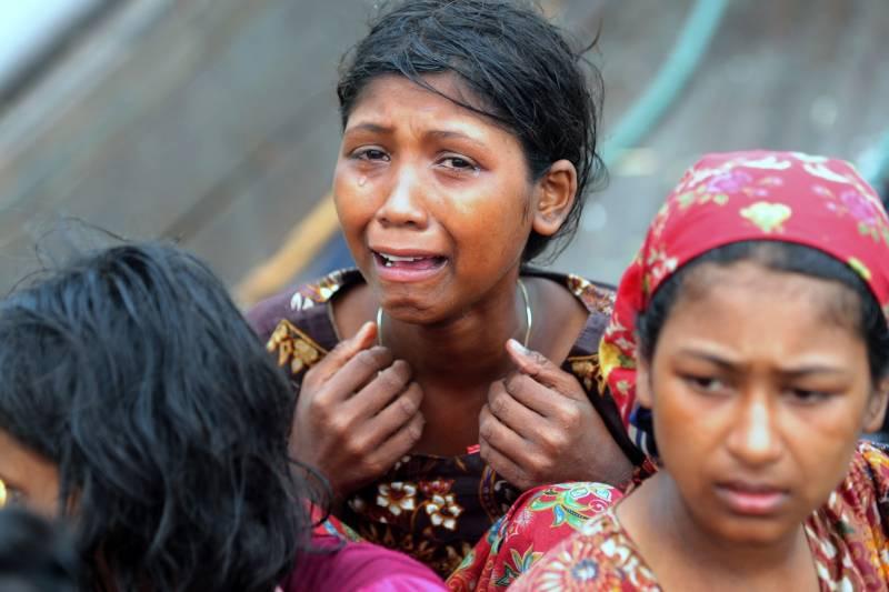 میانمار کی فوج انسانیت کے خلاف جرائم میں ملوث ہے، ایمنسٹی انٹرنیشنل