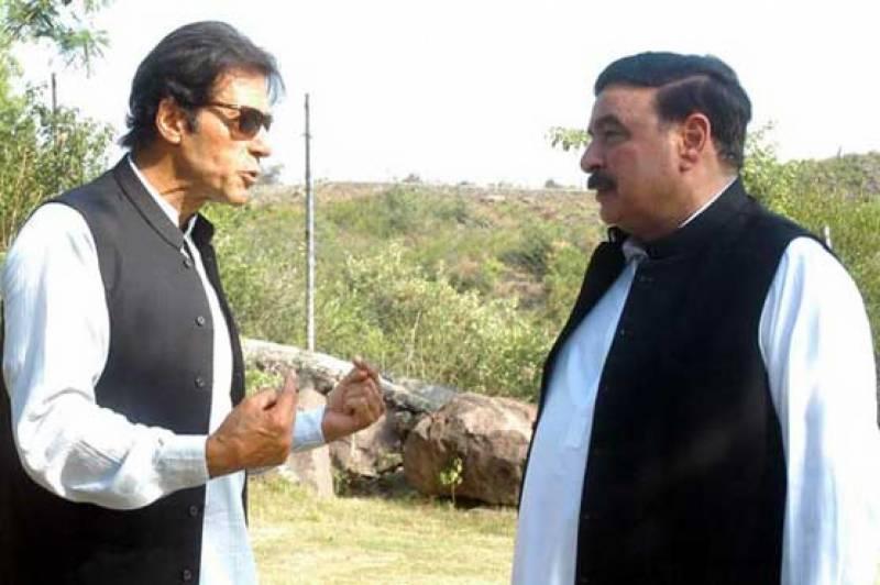 بنی گالا میں عمران خان اور شیخ رشید کی اہم بیٹھک