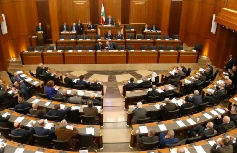 لبنانی پارلیمنٹ نے نئی حکومت کی توثیق کر دی