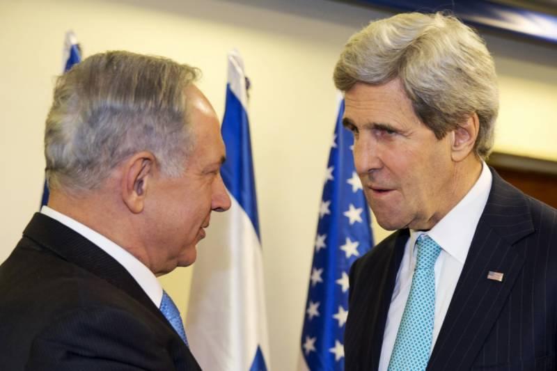 اقوام متحدہ کی قرار داد ,امریکی عدم شرکت کا دفاع کرنے پر نیتن یاہو جان کیر ی پر برس پڑے