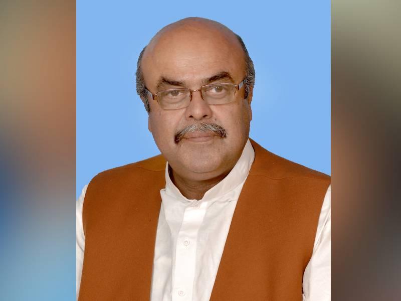 پاکستان تحریک انصاف کے ایم این اے کی اپنے ہی پارٹی کارکن کے ہاتھوں پٹائی