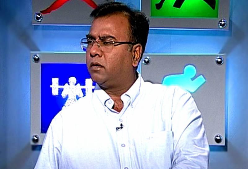 ویمن کرکٹ ٹیم کے کوچ باسط علی نے سابق انٹرنیشنل کھلاڑی محمود حامد کو تھپڑ ماردیا