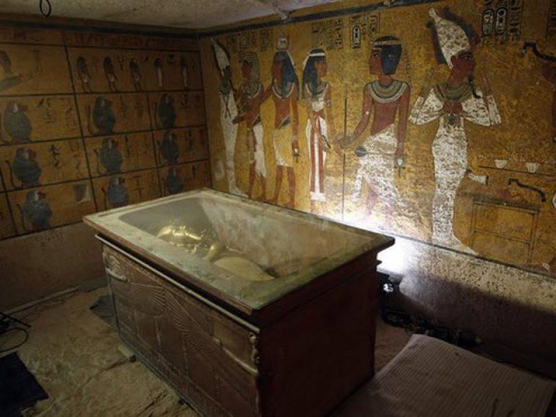 فرعون کی قبر سے خنجر برآمد، یہ خنجر کیسے بنایا گیا؟ایسا انکشاف جو سائنسدانوں نے کبھی خوابوں میں بھی نہ سوچا، ہر کوئی دنگ رہ گیا