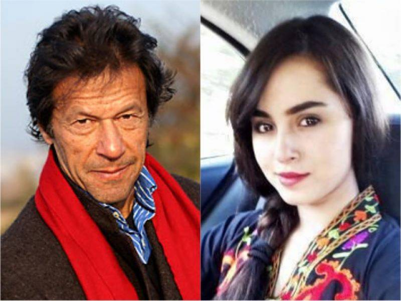 "عمران خان اور نامور فیشن ماڈل نمرہ خان ""ہمسفر""بن گئے"