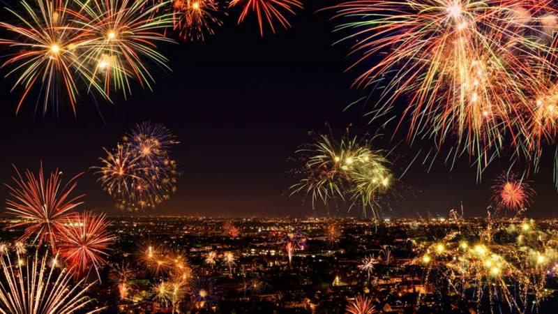 نئے سال پر بعض ممالک میں ہونے والی دلچسپ رسومات