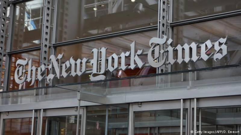 نیویارک ٹائمز کو بڑا جھٹکا، ایپل نے چین کی مان لی