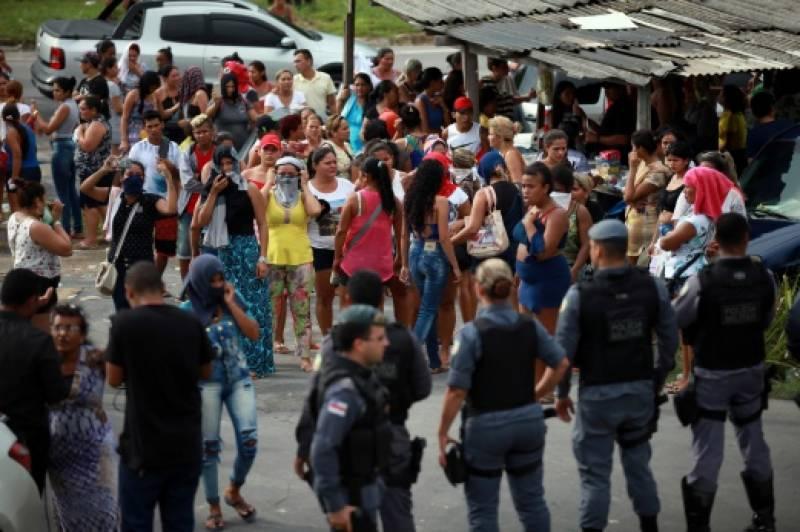 برازیل کی ایک جیل میں ہنگامہ آرائی، 33 قیدی ہلاک