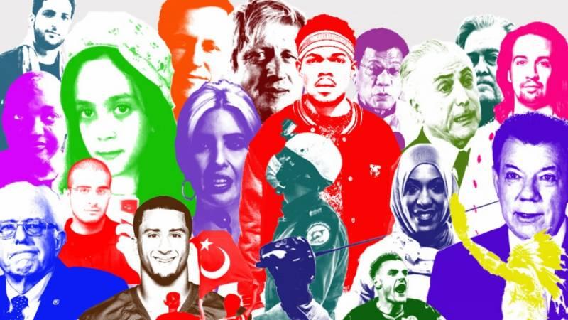 2016 کی حیران کن شخصیات جو دنیا پر اثر انداز ہوئیں