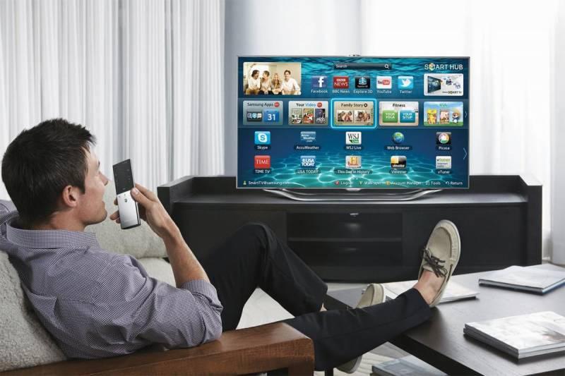 اب اسمارٹ ٹی وی سے آپ کی تمام حرکات پر نظر رکھی جاسکتی ہے