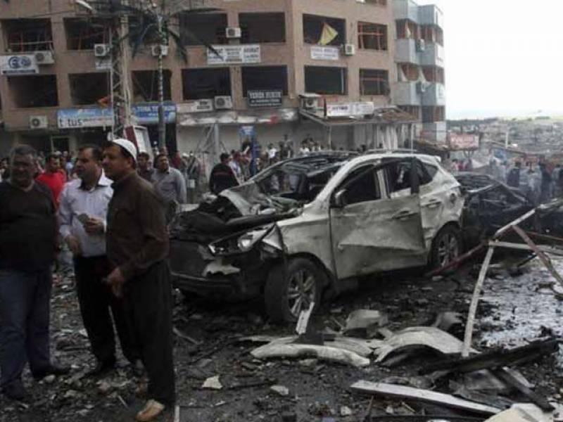 بغداد میں کار بم دھماکا،12 افراد ہلاک اور50 زخمی