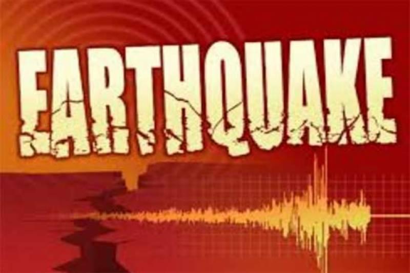 پاکستان کے مختلف شہروں میں زلزلے کے جھٹکے