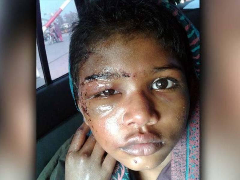 ایڈیشنل سیشن جج کے گھر میں تشدد کا نشانہ بننے والی طیبہ کوبازیاب کرالیا گیا