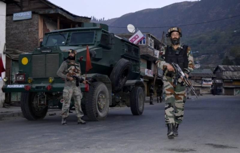 اکھنور حملے میں تین بھارتی فوجی مارے گئے