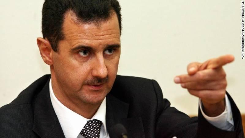 مشرقی حلب پر حملہ جائز تھا، شامی صدر بشار الاسد