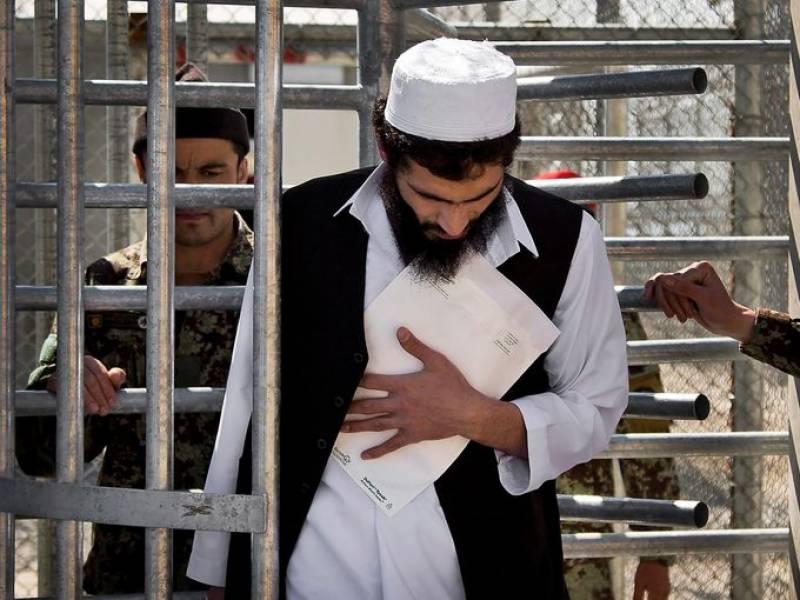 افغان جیلوں میں بھی طالبان کی عدالتیں ،لوگوں کے مسائل سنے جاتے ہیں