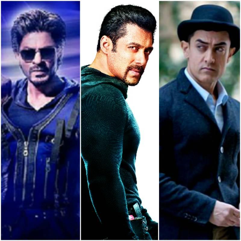 میرا مقابلہ شاہ رخ ، سلمان یا اکشے سے نہیں بلکہ خود سے ہے، عامر خان