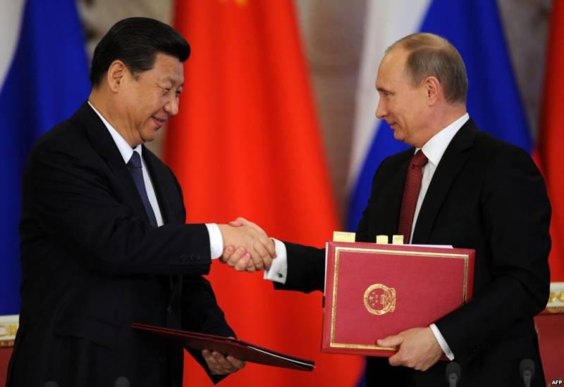 چین اور روس نے امریکی میزائل سسٹم کے خلاف مشترکہ ۔۔۔۔