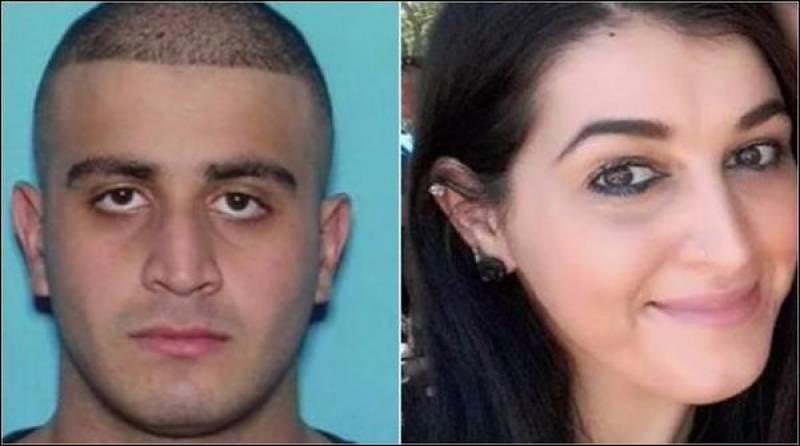 اورلینڈو نائٹ کلب فائرنگ پولیس نے ملزم کی بیوی کو گرفتار کر لیا