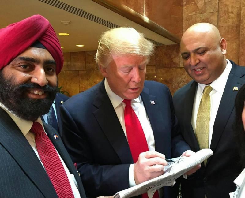 ٹرمپ پاکستان سے دوستی ختم کرنے کا کوئی ارادہ نہیں رکھتے
