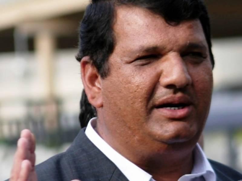 عمران خان نے صوبہ خیبرپختونخوا میں تبدیلی کا نام پرویزخٹک رکھ دیا ہے: انجینئرامیرمقام