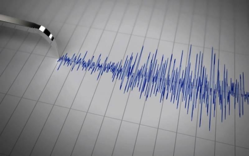 زلزلے کے شدید جھٹکے،سونامی کی وارننگ جاری