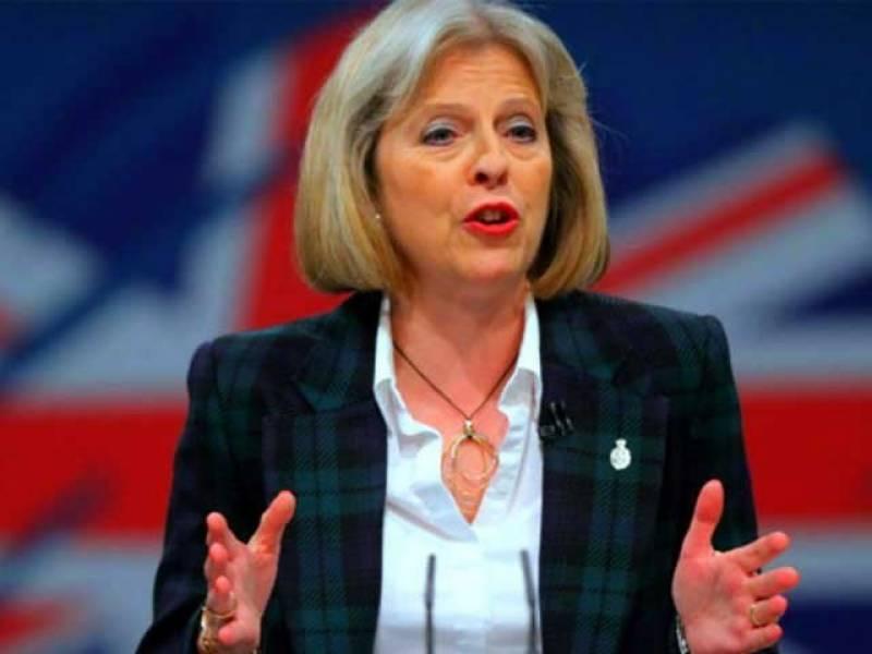 ناقابل قبول معاملات پر ٹرمپ سے بلا جھجھک بات کروں گی، برطانوی وزیراعظم