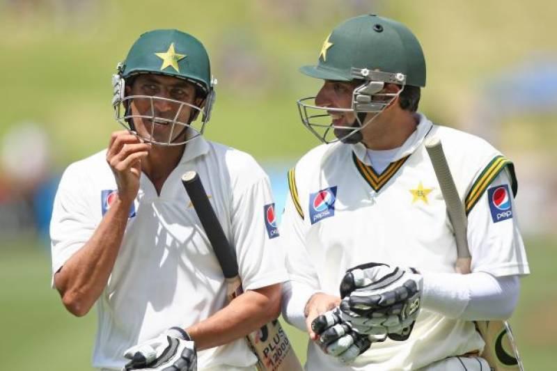 پاکستان کی ٹیسٹ رینکنگ میں مزید تنزلی