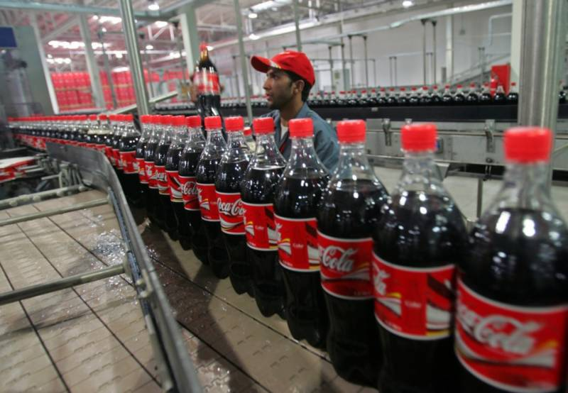 کوکا کولا کا پاکستان میں پلانٹ لگانے کا فیصلہ،سینکڑوں نئی ملازمتیں پیدا ہوںگی