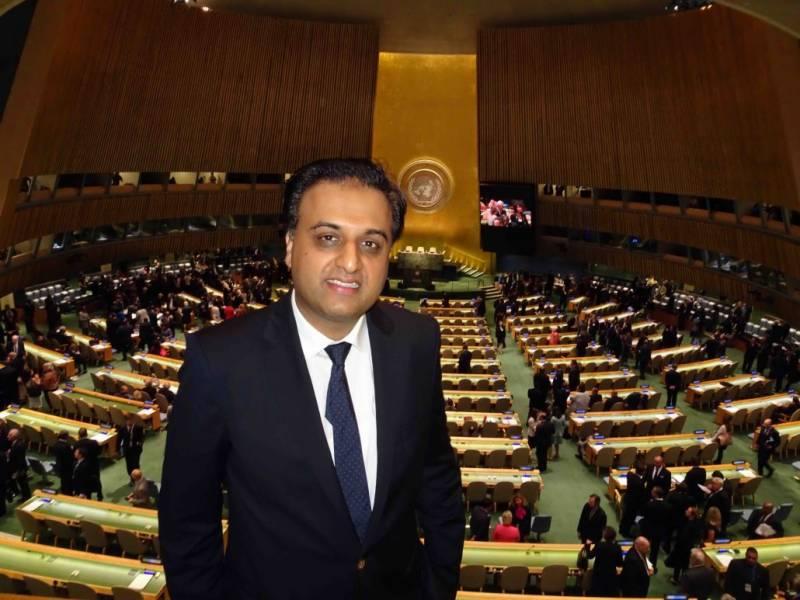 پاکستانی نژاد جمال قیصر نوبل انعام کیلئے نامزد